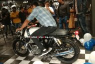 First Royal Enfield Continental GT 650 delivered in India [Video]