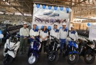 Suzuki Motorcycle India rolls out four-millionth vehicle