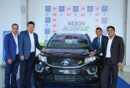 Tata Nexon Kraz & updated Tata Tigor launched in Nepal