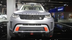 Land Rover Discovery SVX showcased at IAA 2017 [Update]