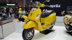 Higher displacement Vespa for Indian market under development - Report