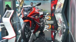 Honda CBR650F removed from company's India website