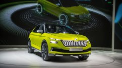 Skoda's Hyundai Creta rival to debut in concept form at Auto Expo 2020