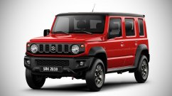 5-door Suzuki Jimny/Maruti Gypsy to hit NEXA showrooms in 2021 - Report