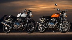 Royal Enfield 650 Twins clock 1069-unit sales in January 2019