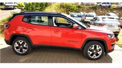 Jeep Compass Available With Discounts Of Up To INR 1.6 lakh