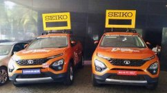 Tata Harrier is the official pace car for the 2019 Mumbai Marathon
