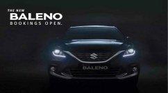 2019 Maruti Baleno (facelift) teased, bookings open