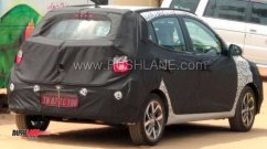 2019 Hyundai Grand i10 spotted again, Could launch in Q4 2019 [Update]