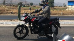 Bajaj Discover 110 CBS (aka Anti-Skid Braking) spied ahead of launch