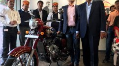 Jawa Motorcycles inaugurates first dealership in Indore
