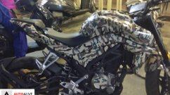 CF Moto 250NK spied testing in India for the first time