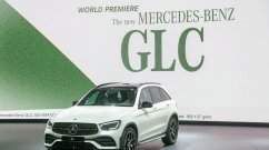 2019 Mercedes GLC vs. 2015 Mercedes GLC - Old vs. New [Update]