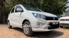 2019 Maruti Celerio spotted at a stockyard ahead of official launch
