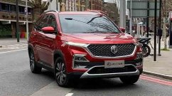 MG Hector to launch in May, to be Priced in INR 13-16 lakh - Report