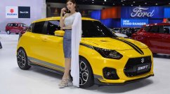 Custom Suzuki Swift Sport - BIMS 2019 Live