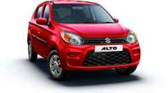 Maruti Alto CNG launched, priced from INR 4.11 lakh