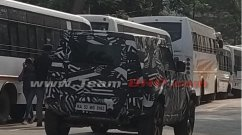 2020 Land Rover Defender spied in India for the first time