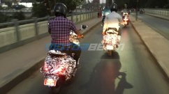 All-new Bajaj Urbanite scooter spied for the first time [Updated]