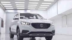 MG ZS EV to be available at self-drive rentals from January 2020