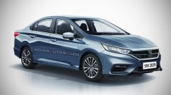 2020 Honda City - IAB Rendering