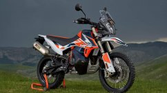 Limited edition KTM 790 Adventure R Rally unveiled