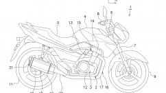 Is this the next-gen Suzuki GSR-250 (Inazuma)?