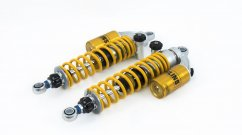 Ohlins adds aftermarket suspensions for Royal Enfield 650 Twins