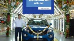 Tata Nexon ने महज़ दो साल में छूआ 1 लाख यूनिट का आंकड़ा