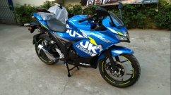 New Suzuki Gixxer SF (facelift) MotoGP Edition detailed in a walkaround video