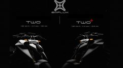Emflux TWO and TWO+ electric motorcycles teased again