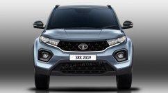 2020 Tata Nexon (facelift) - IAB Rendering