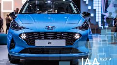 Euro-spec 2019 Hyundai i10 at 2019 Frankfurt Motor Show - In 22 Live Images