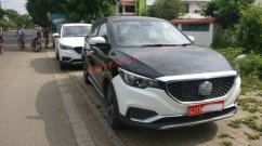 MG eZS spied again ahead of December 2019 launch