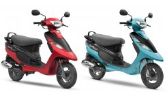 TVS Scooty Pep Plus BS6 launched, priced from INR 51,754