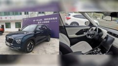 2020 Hyundai ix25 (2020 Hyundai Creta) in new colour & with clearest interior view snapped