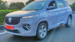 Six-seat MG Hector (Hector Plus) to be displayed at Auto Expo 2020 - Report