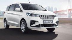 Maruti Tour M diesel (Maruti Ertiga taxi diesel) silently launched