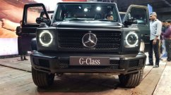 Mercedes G 350 d (Mercedes G-Class diesel) first batch already sold out in India