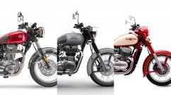 Benelli Imperiale 400 vs. Royal Enfield Classic 350 vs. Jawa Classic - Spec Comparo