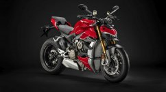 New Ducati Streetfighter V4 and Streetfighter V4 S unveiled