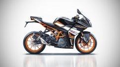 2020 KTM RC 390 - IAB Rendering