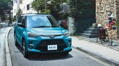 Toyota Raize sub-4 metre SUV launched in Japan
