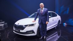 2020 Skoda Octavia officially unveiled in Prague