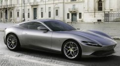 Ferrari Roma front-engined V8 coupe unveiled