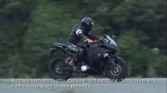 Kawasaki electric concept motorcycle revealed [Video]