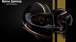 Royal Enfield announces limited-edition, hand painted helmets