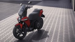 SEAT electric scooter concept revealed