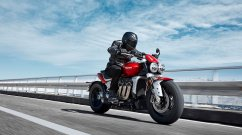 2020 Triumph Rocket 3 launched in India, priced at INR 18 lakh
