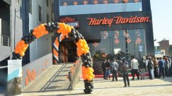 Harley-Davidson inaugurates its first dealership in Jammu